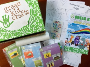 Green Kid Craft STEAM subscription boxes Coupon code